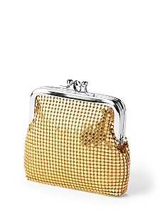 Metal Mesh Coin Purse