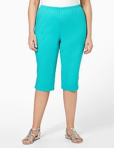Enamel Button Capri by CATHERINES