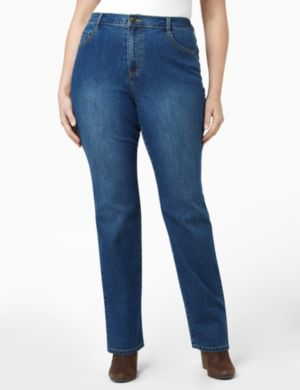 Looped Denim Jean
