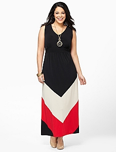 Borderline Maxi by CATHERINES