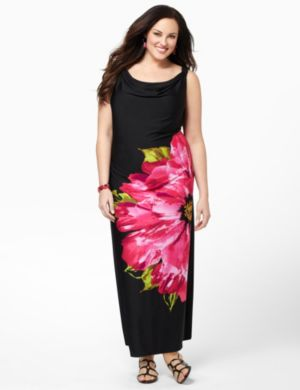 Floral Muse Maxi