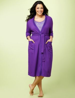 Soft Spa Robe