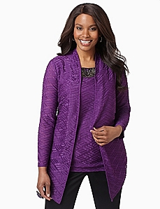 Ripple Cascade Jacket