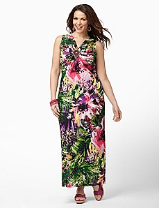 Aruba Splash Maxi by CATHERINES
