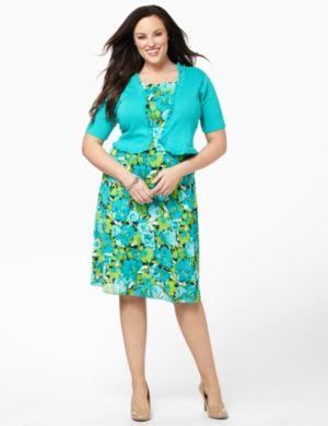 Fresh Bouquet Dress