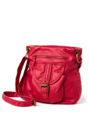 Sleek Crossbody Bag