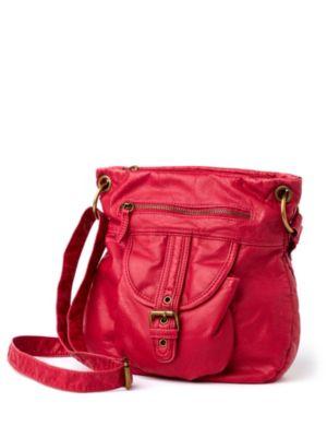 Sleek Crossbody Bag