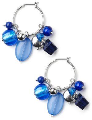 Enchant Hoop Earrings