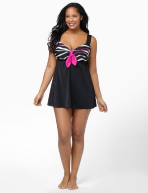 Sweetheart Swimdress