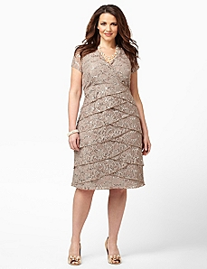 Eclipse Lace Dress