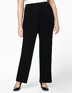 Versatile Slinky Pant by CATHERINES