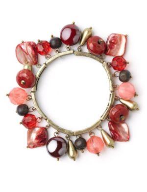 Glossy Bead Bracelet