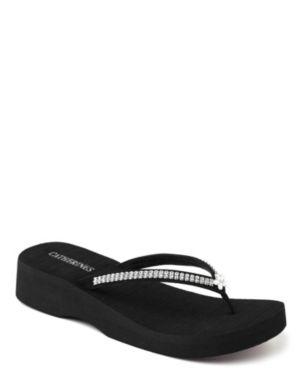 Embellished Flip-Flops
