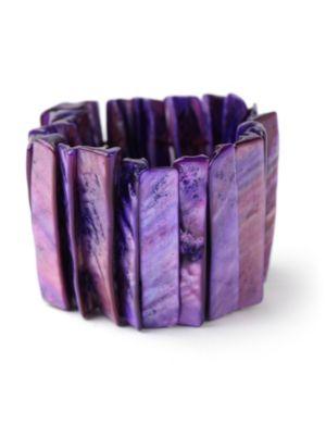 Sleek Shell Bracelet