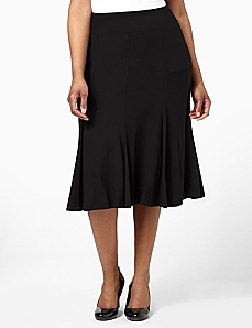 Soft Flowing Skirt by CATHERINES
