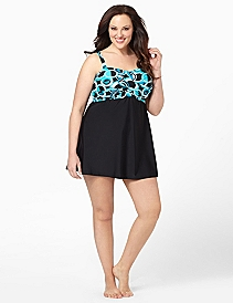 Contempo Circle Swimdress