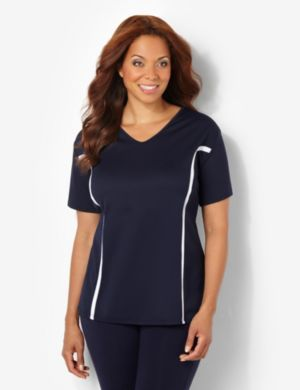 AirLight Stripe Sport Tee