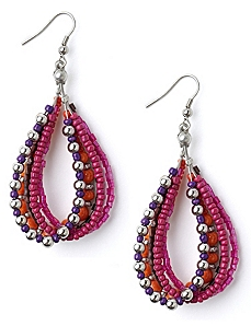 Teardrop Blend Earrings