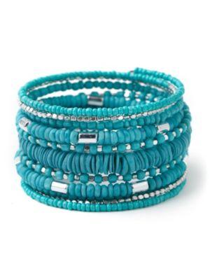 Spring Coil Bracelet