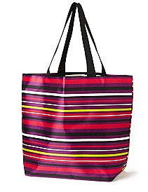 Summer Stripe Tote Bag