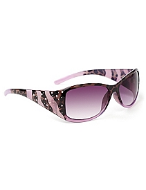 Sparkles & Stripes Sunglasses