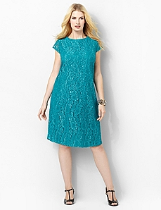 Luxe Lace Dress