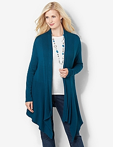 Soft Embrace Cardigan by CATHERINES