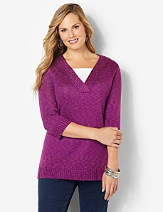 Concord Layered Sweater