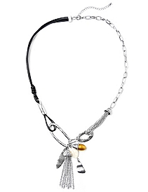 Unique Tassel Necklace