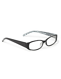 Dotted Reading Glasses