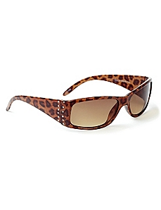 Leopard Sunglasses by CATHERINES