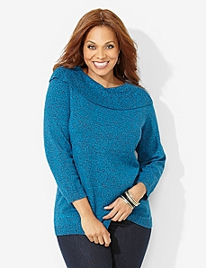 Party Pullover  by Catherines