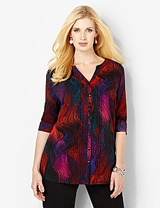 Paisley Passion Tunic
