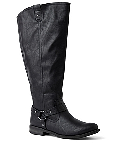 Autumn-Ready Riding Boot by CATHERINES