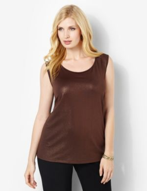 Metallic Timeless Tank