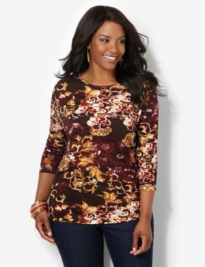 Fall Foliage Top