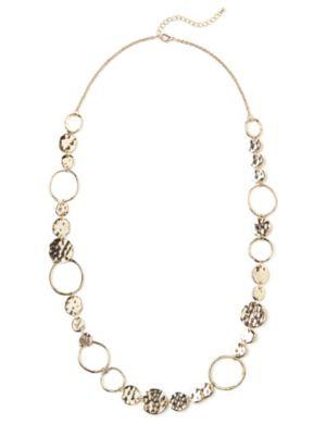 True Texture Necklace
