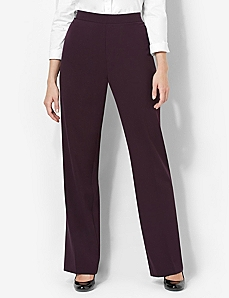 Refined Fit Color Pant by CATHERINES