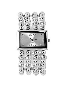 Etched Bead Watch