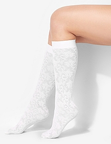Jacquard Trouser Socks