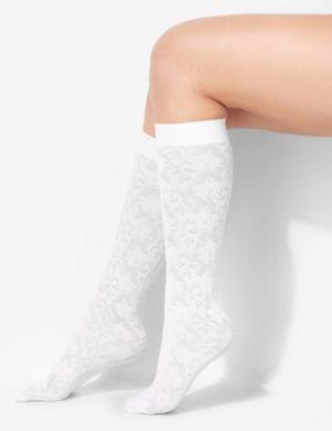 Jacquard Trouser Socks