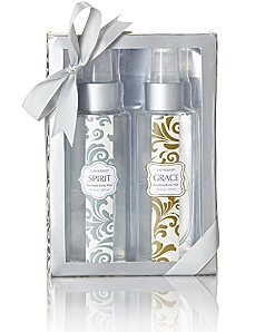 Spirit & Grace Scented Body Mist Set