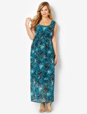 Debut Maxi Dress