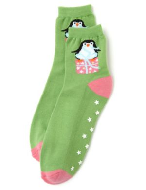 Penguins & Presents Socks
