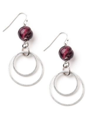 Duet Hoop Earrings