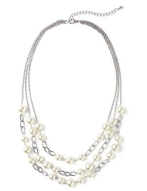 Pearl Link Necklace