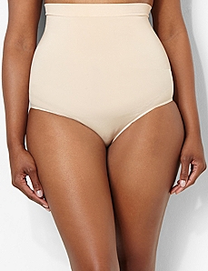 Seamless Hi-Waist Brief