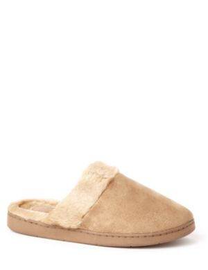 Sueded Slipper