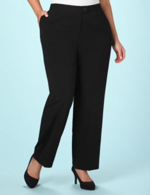 Right Fit™ Career Pant (Curvy)