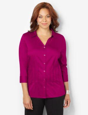 Radiance Sateen Shirt